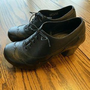 Dansko Heels size 40 (9.5-10)